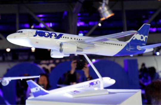 法航新增Joon廉价航空公司,多条航线39欧元起