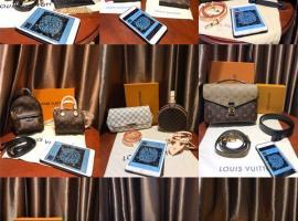 实名商家出售各种潮牌奢侈品包包衣服鞋子只要一折首饰包邮包售后,可过专柜检验!