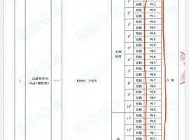 KN95限量包邮活动!!共同抗疫,法国现货!国标k