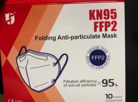 意大利有kn95有双重认证 CE和FFp2 高质量看图