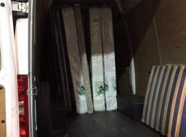 米兰及周边免费送货上门!出售床垫被子被套床架枕头!