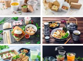 KEDYPACK大型餐馆打包用品大卖场