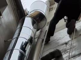 Telfer专业安装烟囱,价格公道!
