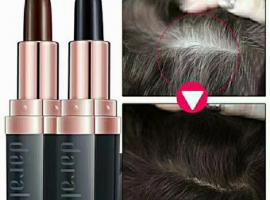 植物色料一分钟盖白发根, 头发增长液。两周左右长出新的毛发,40欧1瓶,100欧