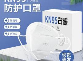医生用防护KN95,95%防护抗病毒。我买优惠,20欧3包,50欧10包(可送货