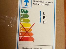 全新未开封LED灯15欧。可当夜灯、床头灯、柜灯、壁灯…  亚马逊单单变压器就要