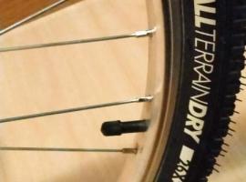 九九九新只用了一个月多自行车现105欧尺寸26x200电