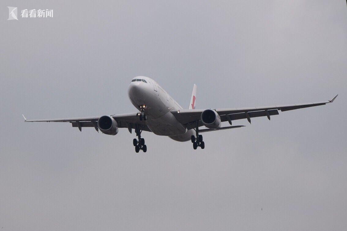 东航一客机突发故障 机组及时发现果断处置