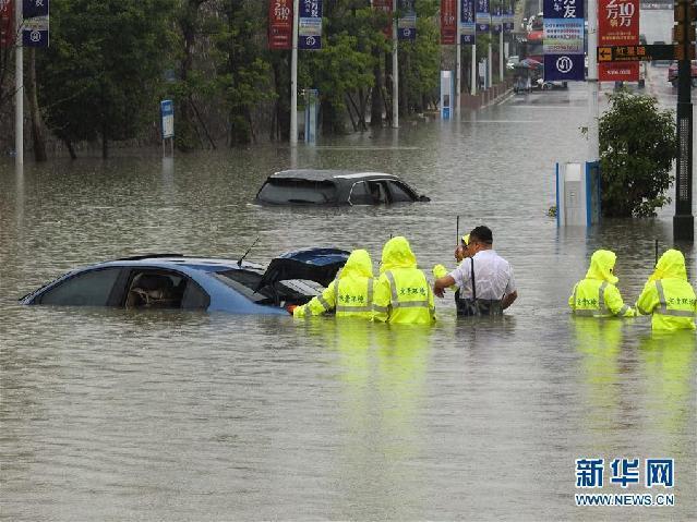 贵州多地遭遇暴雨洪涝灾害导致12万人受灾