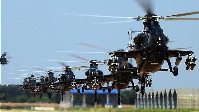 美智库:中国陆航有上千架直升机 规模还将扩充