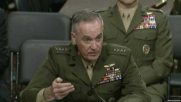 美军方向国会伸手要钱 中国军事现代化再成借口