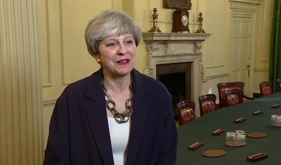 英国保守党有望与北爱政党合作组建少数政府