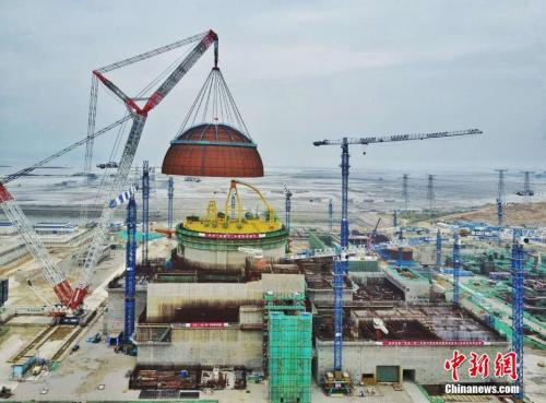 """从大亚湾到布拉德维尔 中国核电""""逆袭""""出海"""