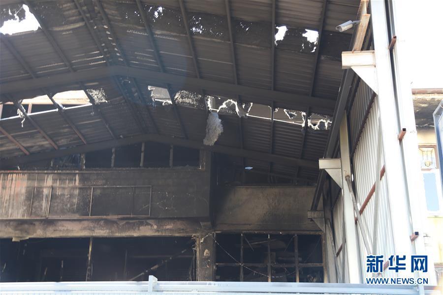 土耳其首都一工业区商店爆炸致2死4伤