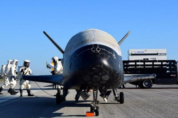 俄媒:中美俄角逐太空支配权 美军想称霸还早点