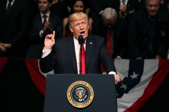 特朗普宣布将收紧美对古巴政策 美古关系或遇冷