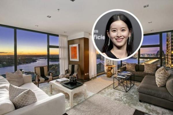 章泽天被曝卖澳洲近亿豪宅 两年增值11%