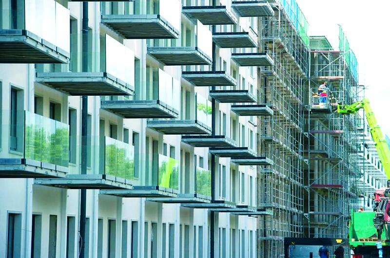 房价一涨再涨 习惯租房的德国人转而买房