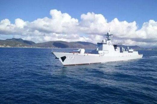 052D领衔!中国海军舰艇将首次在波罗的海演习