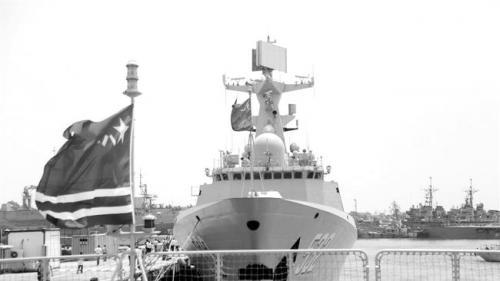 中伊海军在霍尔木兹海峡演习 或引起美国忧虑?