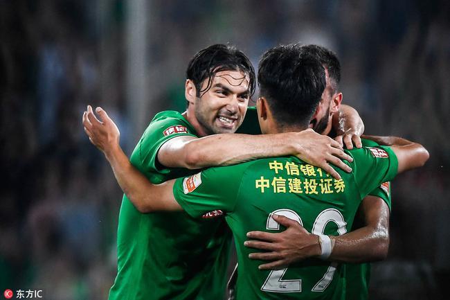 中超-伊尔马兹奥古斯托建功 国安2-0胜10人泰达
