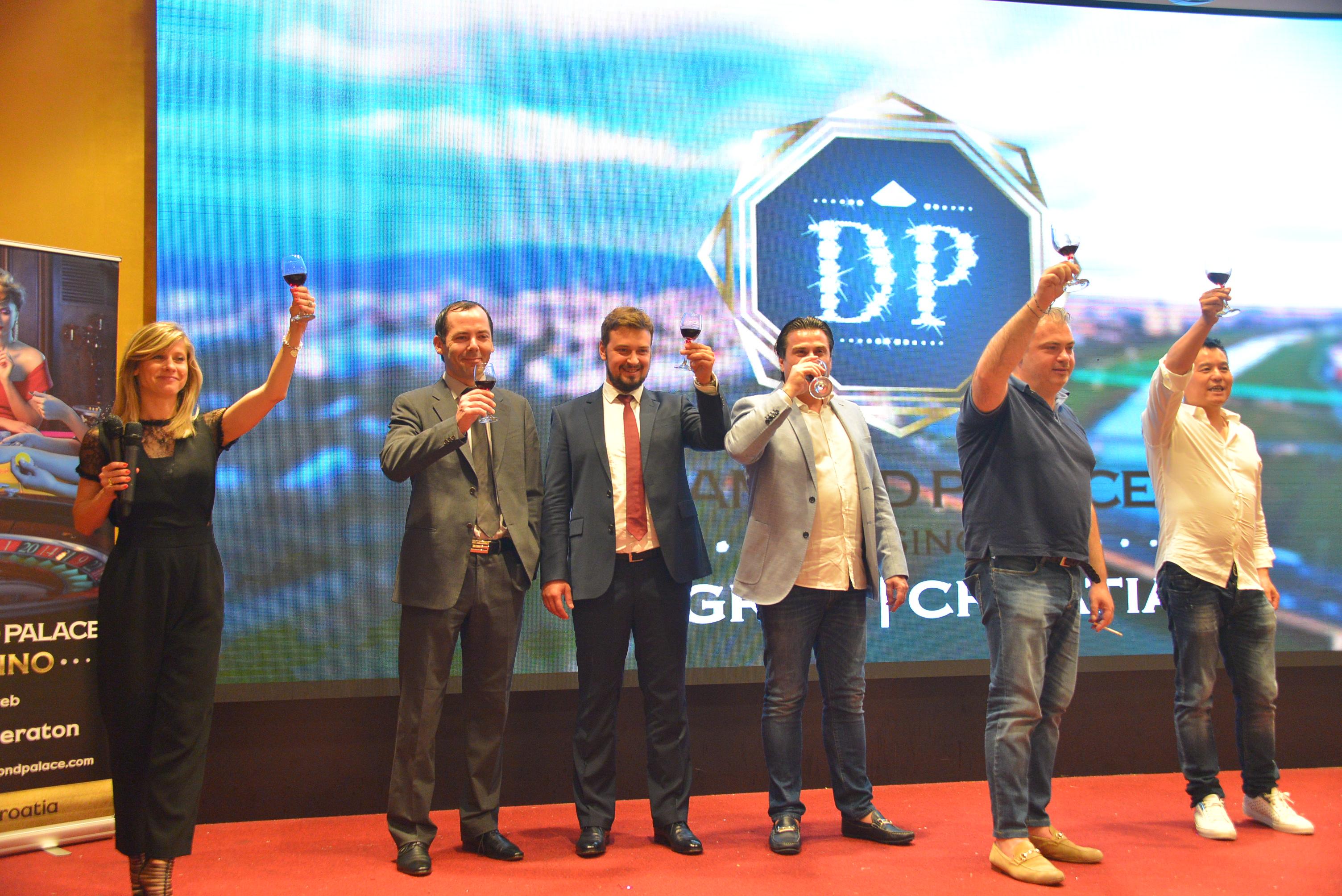 克罗地亚DP CASINO在米兰举办推荐会