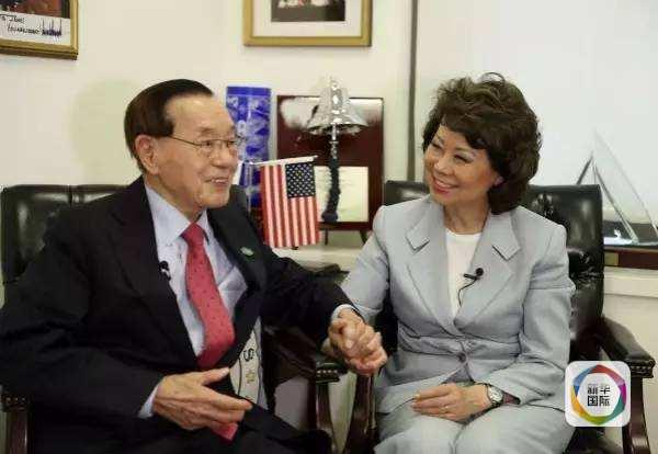 美国华人赵小兰:我的100分父亲