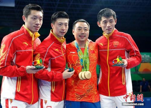 刘国梁等名帅相继隐去 新奥运周期金牌项目怎么走?