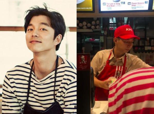 韩演员孔刘在菲律宾打工?网友:是双胞胎?