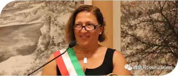"""热烈祝贺在意大利佛罗伦萨举办的""""南京—佛罗伦萨·水墨双城""""画展隆重开幕 ... ..."""