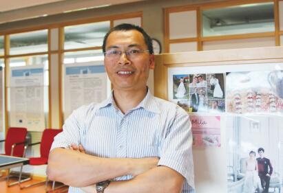专访知名旅德华人教授傅晓明:大数据指导未来决策