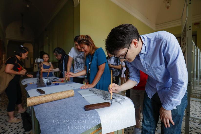 威尼斯双年展中国馆《寻海记》受邀巡展意大利佩鲁贾外国人大学 ...