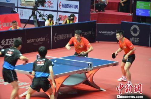 樊振东退出中国乒乓球公开赛男单比赛