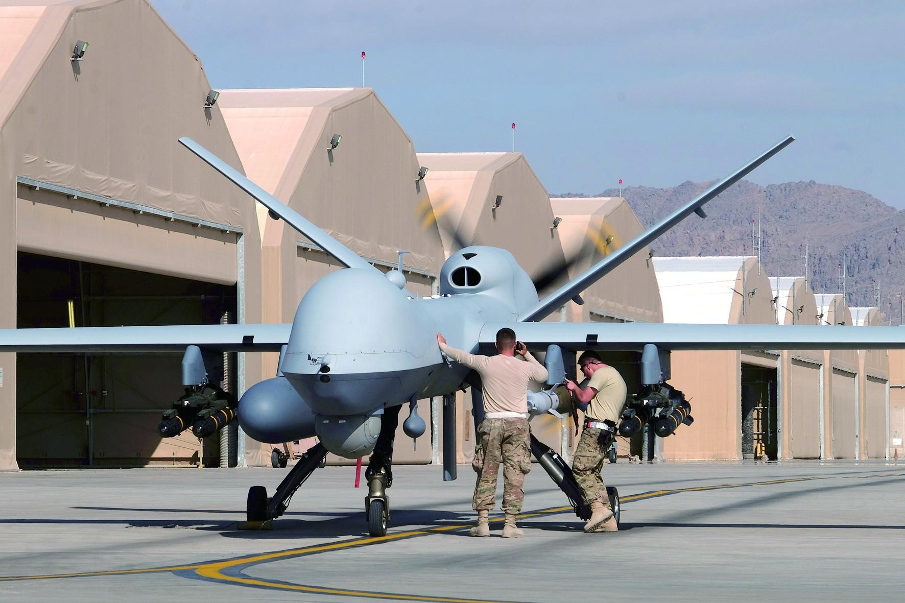 莫迪访美要狂购军火?美传向印售20亿美元无人机