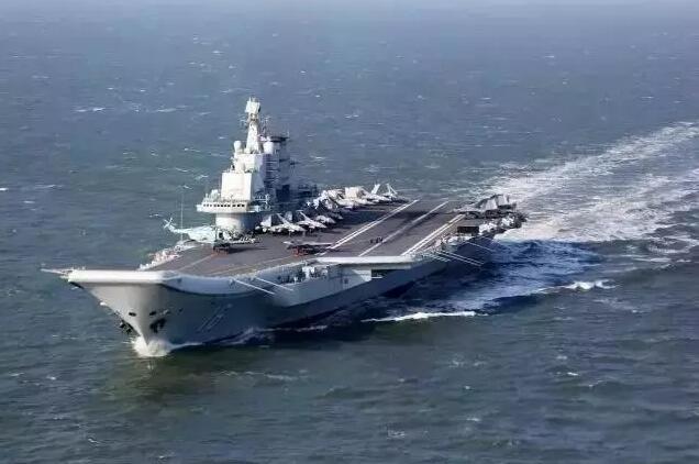 专家:辽宁舰威慑台湾如大炮打小鸟 根本不需要