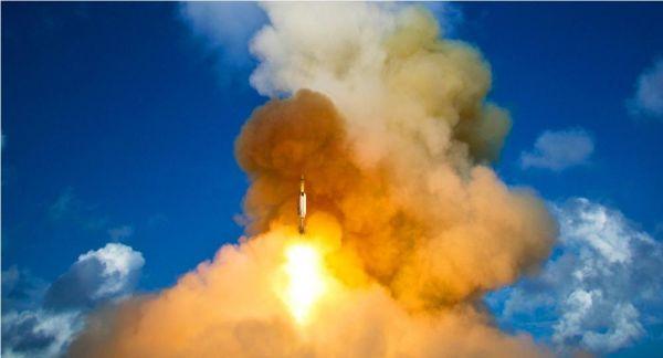 美将领:美国核威慑可避免冲突 和平是我的职业