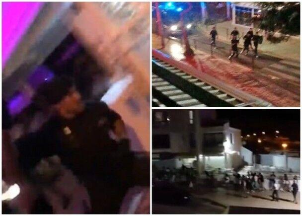逾千英游客葡萄牙酿骚乱 警方两度朝天开枪