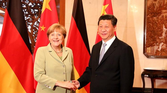 德国华侨华人热切期待习近平访德:盼中德携手共赢