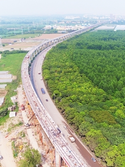 武汉最快地铁线年底开通 35公里只需43分钟