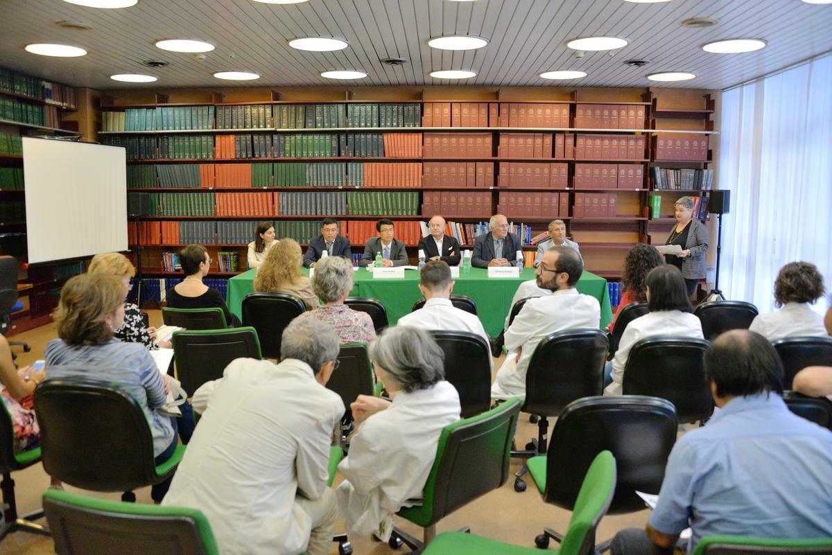 意大利国立肿瘤医院将为中国侨胞开设肿瘤疾病专项服务