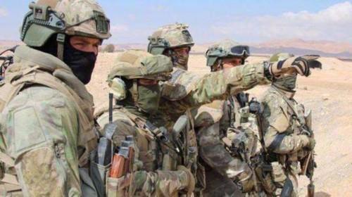 """外媒:美军在叙""""抢夺胜利果实"""" 大举占领土地"""