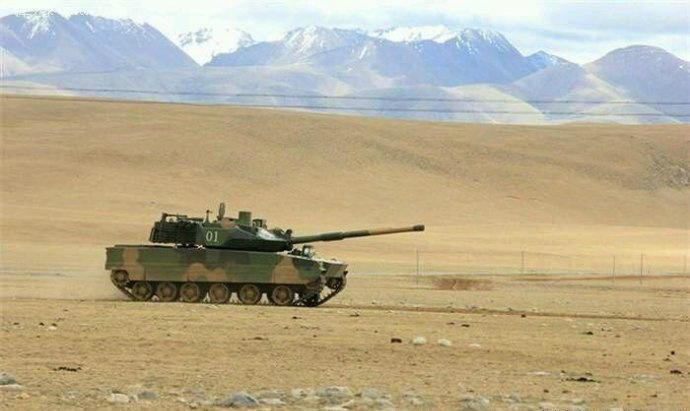 国防部回应新轻坦在西藏试验:不针对任何国家