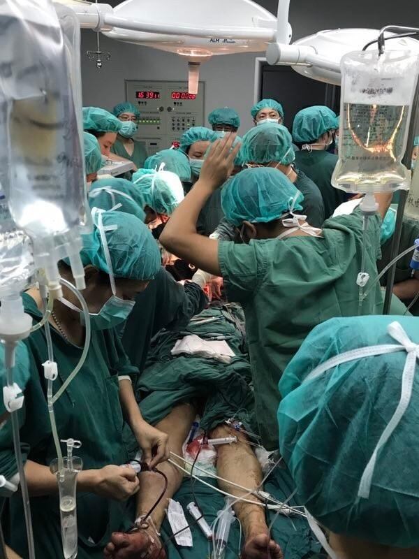 天津一名医生被砍伤颈静脉破裂 砍人男子已被警方抓获