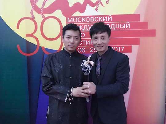 高子沣《塬上》夺第39届莫斯科电影节圣乔治金奖
