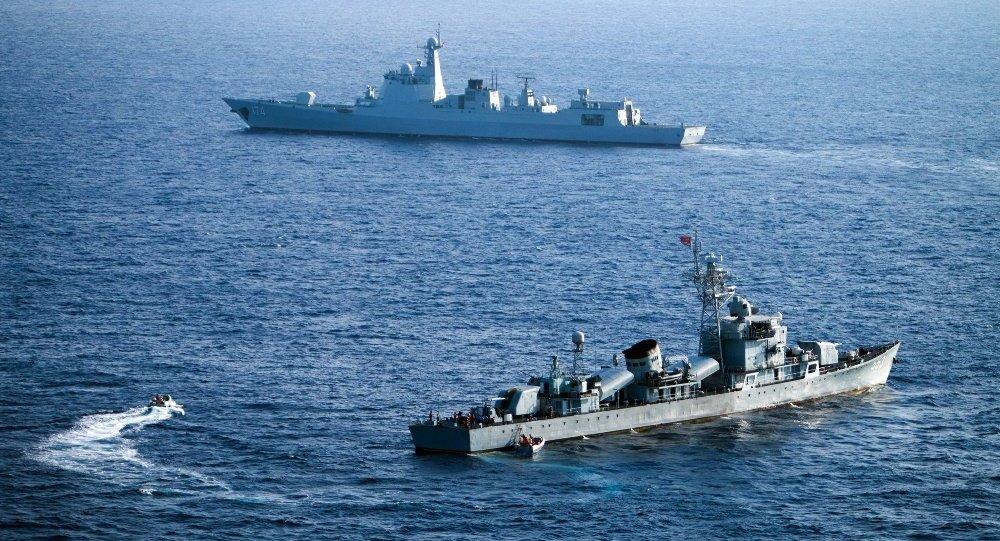 俄大使:中俄波罗的海演习揭开军事合作新篇章