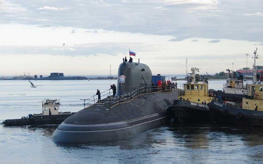 俄将研制第五代核潜艇 性能超越当前所有潜艇