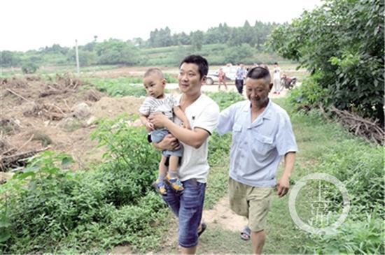 男子5岁遭舅舅拐卖 21年后靠DNA数据库找回双亲