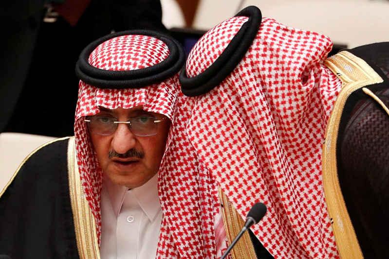 沙特新王储被曝全面打压反对者 前王储等遭噤声