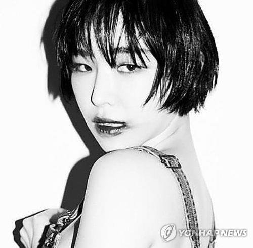 """韩警方判定向韩歌手孙佳仁劝毒者""""无嫌疑"""""""
