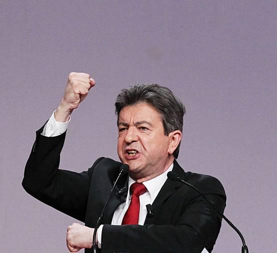 法左翼领导人不满当局改革计划 欲号召全国举行抗议